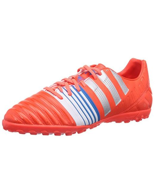 Adidas Red Nitrocharge 3.0 Tf for men