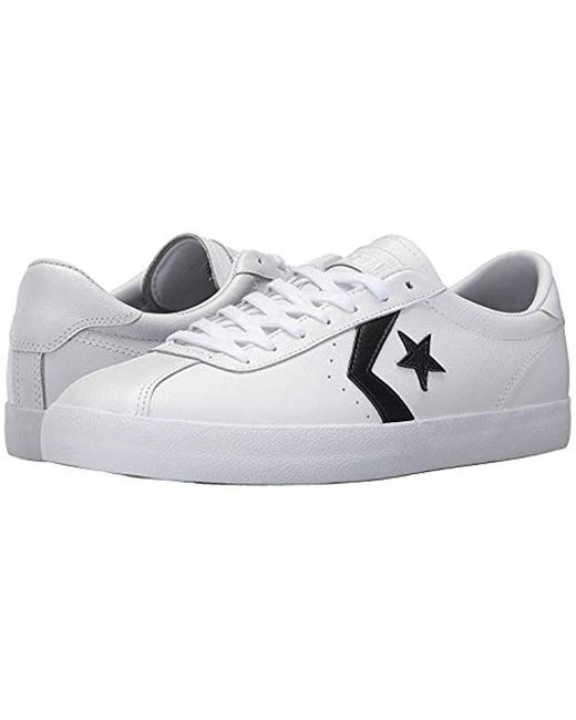 White Trainers Adults' Unisex Low Top Breakpoint Ox 92IWYEDH