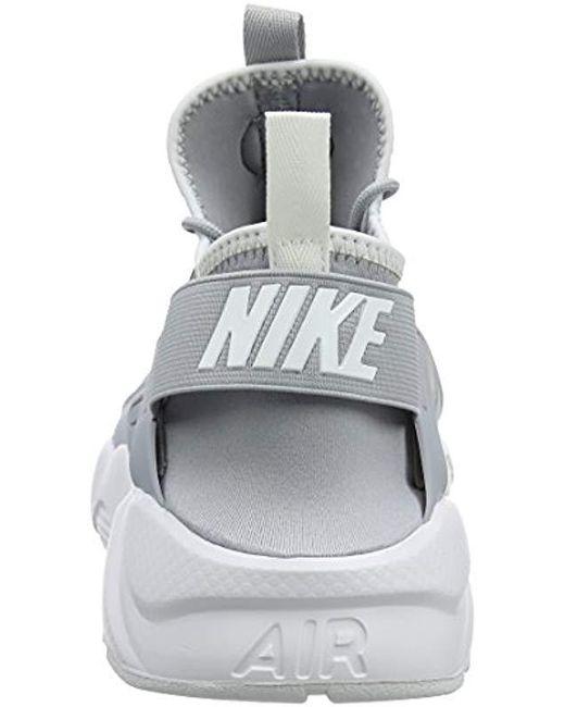 57862e1bab1d ... Nike - Gray Air Huarache Run Ultra Gymnastics Shoes for Men - Lyst ...
