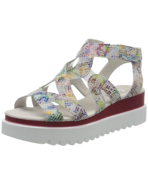 Gabor Multicolor Shoes Casual-44.611 Riemchensandalen
