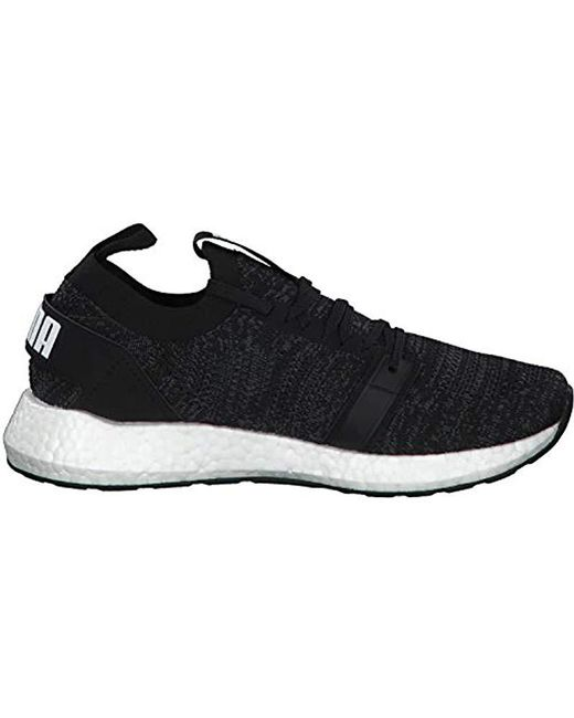 ... PUMA - Black Nrgy Neko Engineer Knit Wns Competition Running Shoes -  Lyst ... 78b143e4b