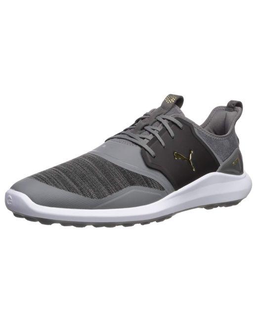 PUMA Multicolor Ignite Nxt Disc Golf Shoe for men