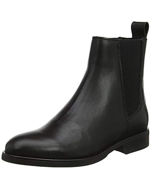 premium selection 5e0f1 6787f Women's Black Pin Logo Chelsea Boot Ankle