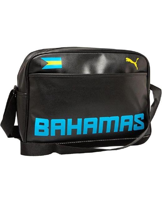 Sac à bandoulière pour homme Noir/bleu Atoll/Bahamas PUMA pour ...