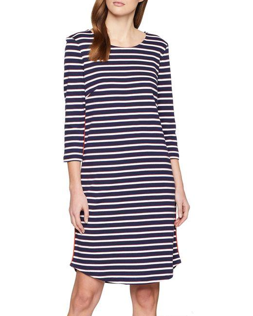 Tom Tailor Blue 1009070 Kleid