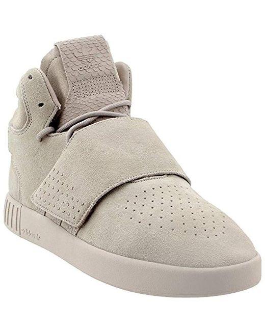 the best attitude 835f0 eaf58 Tubular Tubular Tubular Strap Shoes Lyst For Invader Originals Adidas Men  UqwIfE