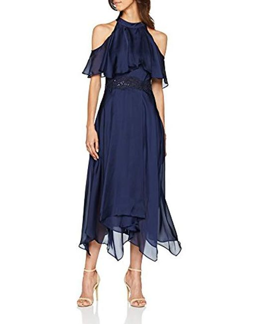Charley Vestito Elegante Donna di Coast in Blue