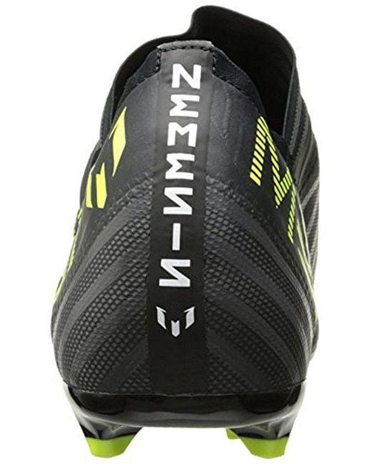 e9fda5773 ... Adidas - Black Nemeziz Messi 17.2 Fg Soccer Shoe for Men - Lyst ...