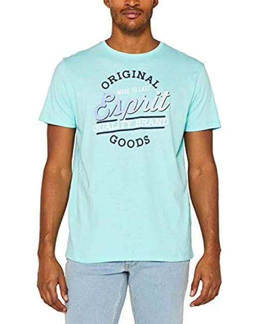 Esprit Green T-shirt for men