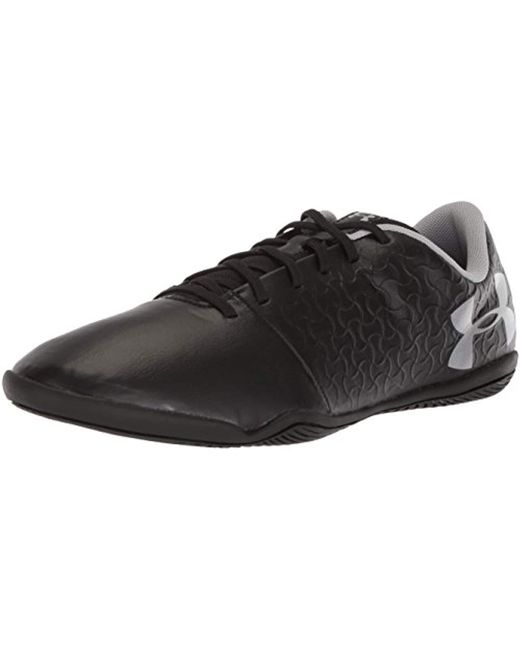 13e383ca474 Under Armour - Black UA Magnetico Select In, Botas de fútbol para Hombre  for Men ...