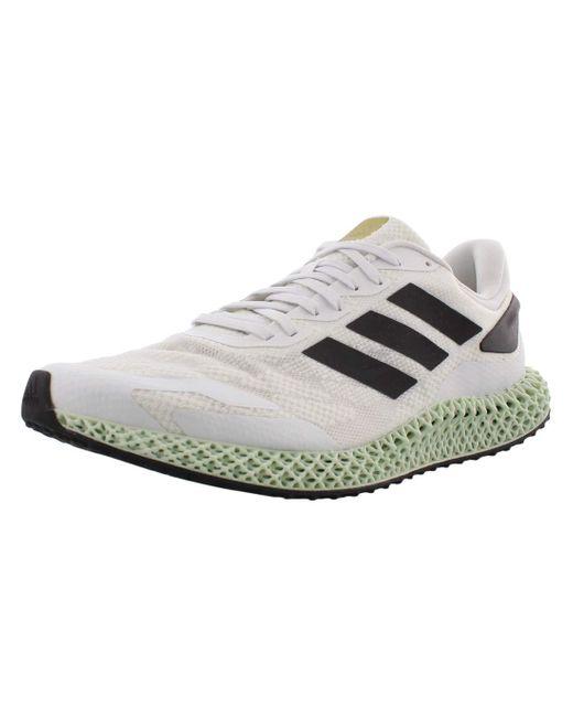 4d Run 1 0 s Eg6264 adidas pour homme en coloris Blanc - 25 % de ...
