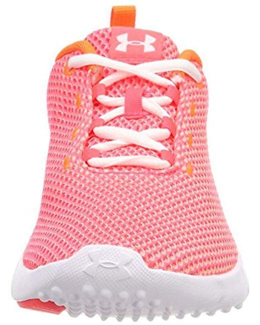 ładne buty najlepiej kochany gorące nowe produkty Under Armour Synthetic Ua W Squad 2 Fitness Shoes in Pink ...