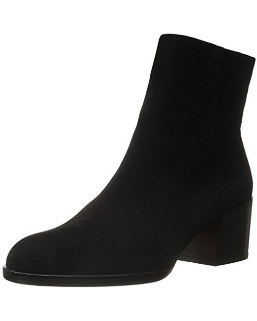 Sam Edelman - Black Joey Suede Ankle Boots - Lyst