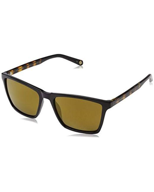 Ted Baker - Sunglasses Wade Sunglasses, Black, 56 for Men - Lyst