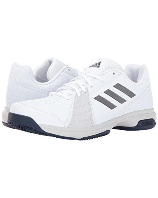 lyst adidas approccio scarpa da tennis in bianco per salvare il 17%