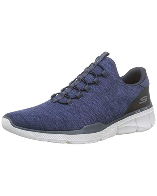 Equalizer 3.0-Emrick, Zapatillas para Hombre Skechers de hombre de color Blue
