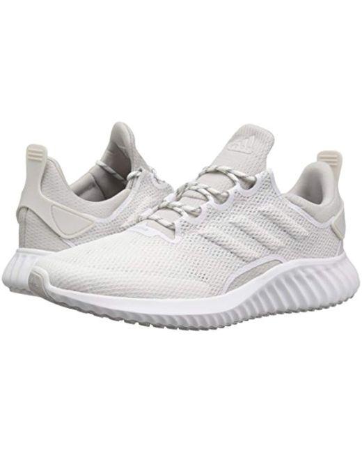 acheter en ligne cf684 44d85 Men's White Alphabounce Cr Cc Running Shoe