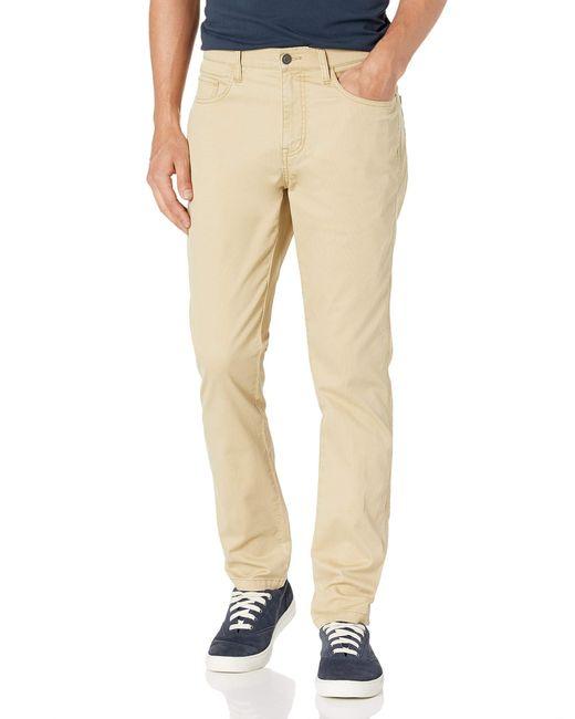 Athletic-fit Bedford Cord Pant Slip Goodthreads pour homme en coloris Natural
