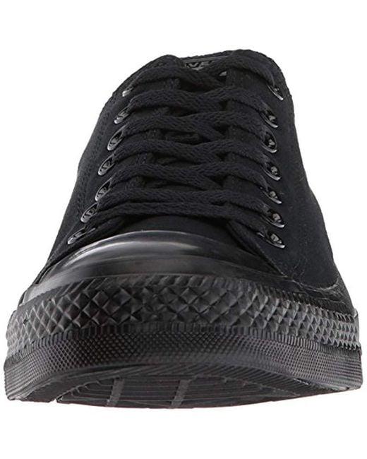 3a0898f8a0788 Unisex Chuck Taylor All Star Ox Basketball Shoe (8 B(m) Us / 6 D(m) Us ,  Black Monochrome)