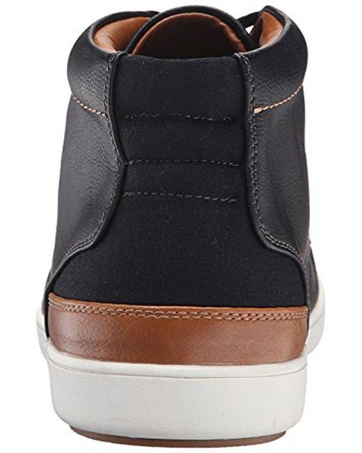 4b14e03a9ee Lyst - Steve Madden Freedomm Fashion Sneaker in Black for Men - Save 59%