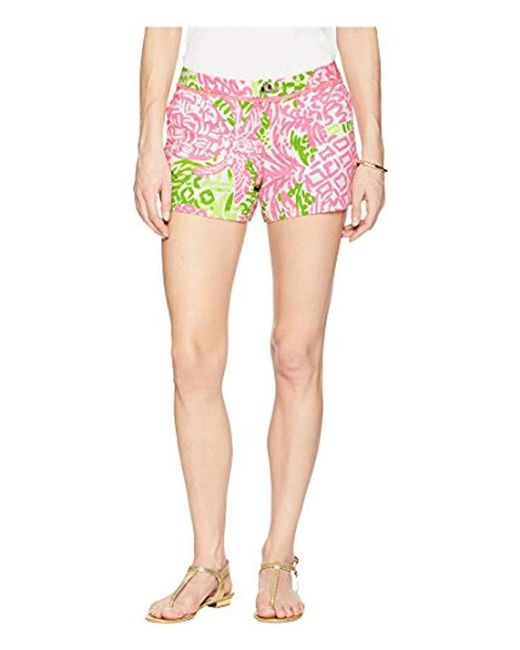 Lilly Pulitzer Multicolor Adie Short