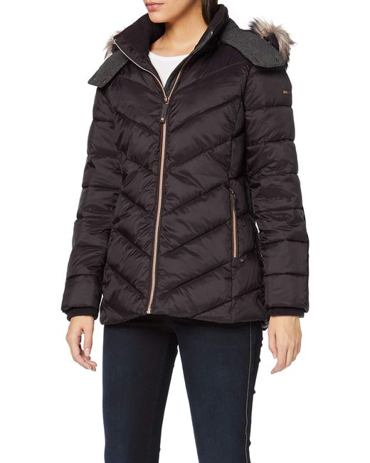 Esprit Black 099ee1g091 Jacket