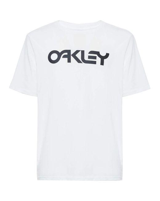 Oakley Shirt - Weiß/Schwarz in White für Herren