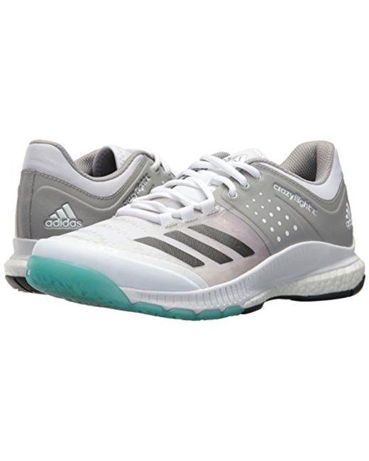 Adidas Multicolor Crazyflight X Volleyball Shoe