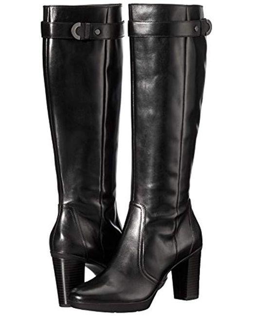 Women's Black D Inspiration Plateau B Boots