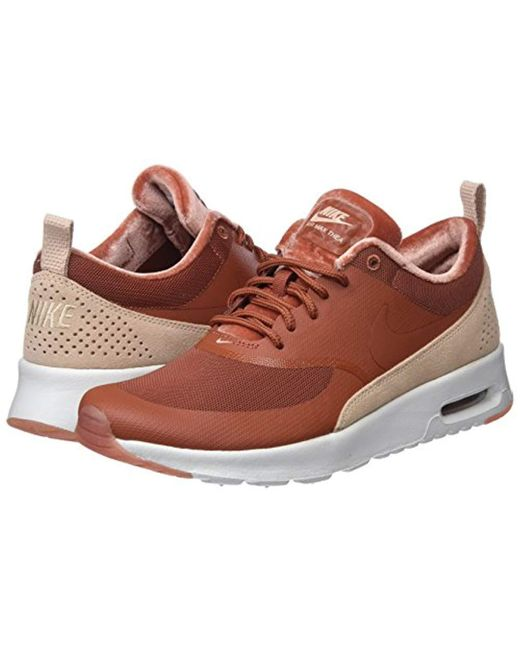 Nike Women's W Air Max Jewell Lx Gymnastics Shoes, Pink