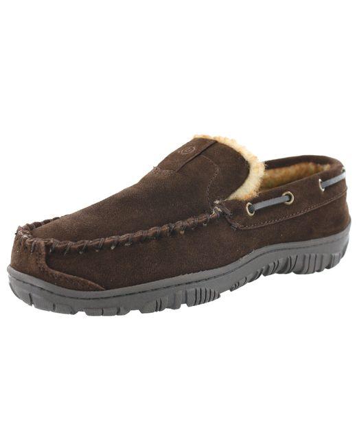 Clarks Warren Slip-On Loafer in Brown für Herren