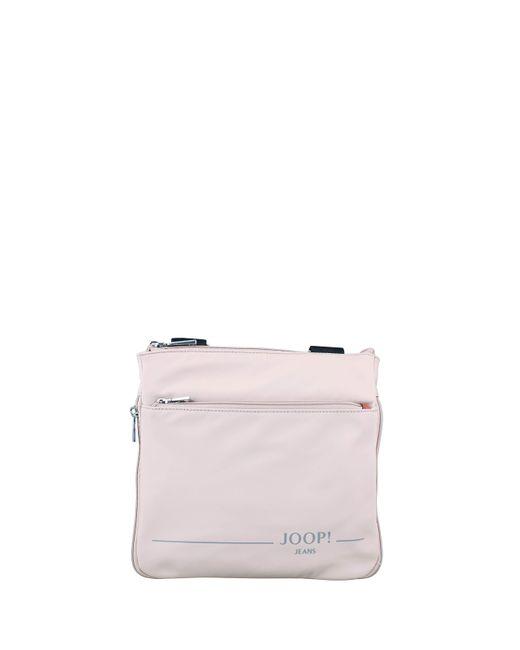 Jeans da donna linea nylon Uda borsa a tracolla mvz colore tortora borsa a mano con chiusura lampo di Joop! in Pink