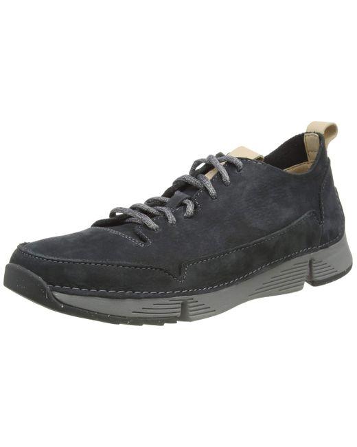 Clarks Tri Spark Sneaker in Gray für Herren