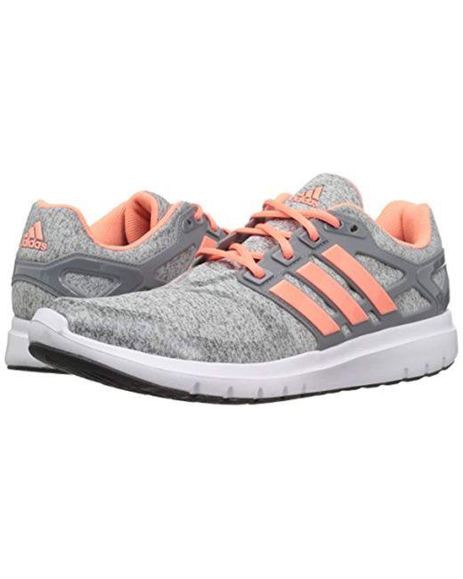 the best attitude e85fc 31d05 ... Adidas - Gray Cf Lite Racer Running Shoe for Men - Lyst ...