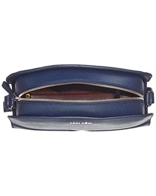8fd7bce38d98 ... Lyst Marc O polo - Blue Hailey Cross-body Bag ...