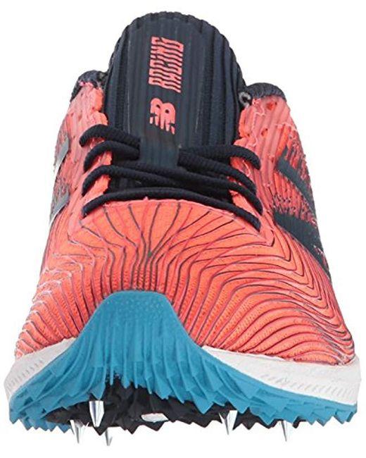 innovative design 7f3ef a504a Women's Orange 7v1 Cross Country Running Shoe