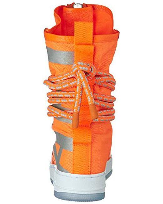 cde76fd432551 Men's Sf Air Force 1 High Total Orange