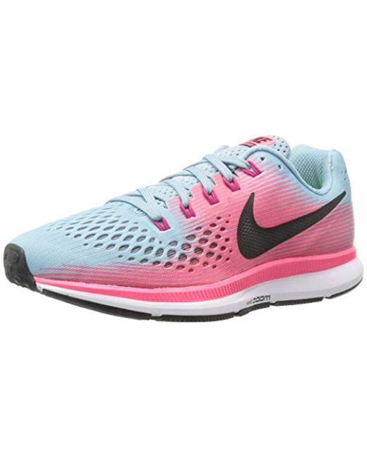 Resistencia Impresión El aparato  Nike Air Zoom Pegasus 34 Competition Running Shoes - Lyst
