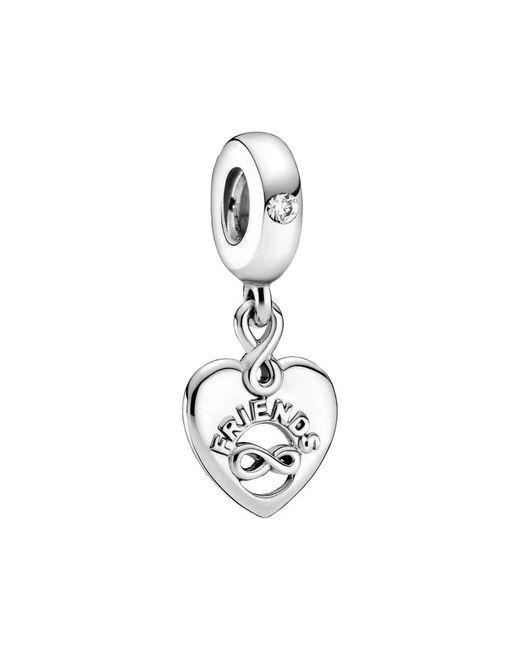Dames Argent Sterling Autre Forme Oxyde de Zirconium Bracelet - 799294C01 Pandora en coloris Metallic