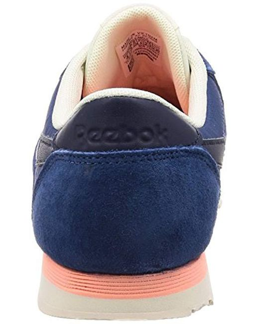 8947264e0bf5 Reebok Cl Nylon M Fitness Shoes in Blue for Men - Save 37% - Lyst