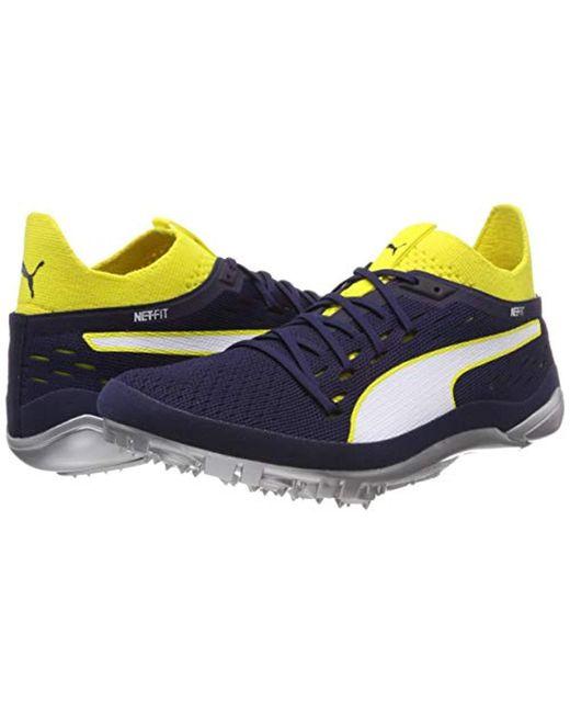 acheter en ligne 96b42 4d6e9 Unisex Adults' Evospeed Netfit Sprint 2 Track & Field Shoes