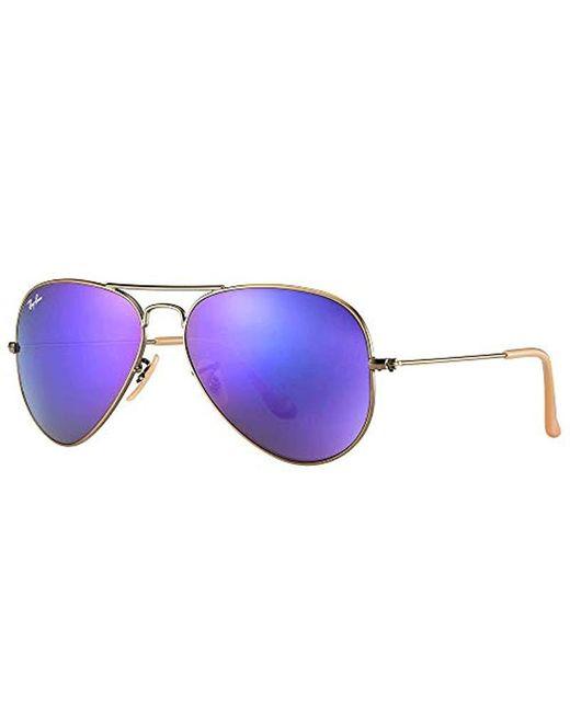 Aviator Large Metal, Gafas de sol para Hombre Ray-Ban de hombre de color Multicolor