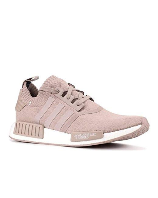 adidas nmd gris clair doux rose