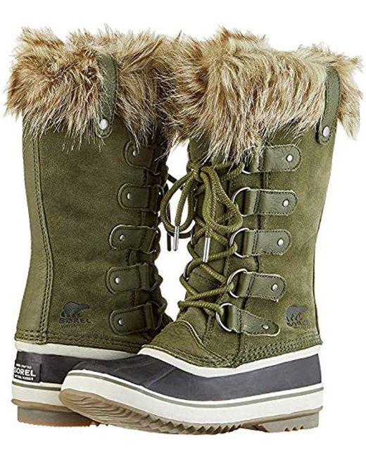 Sorel Green Joan Of Arctic Snow Boot