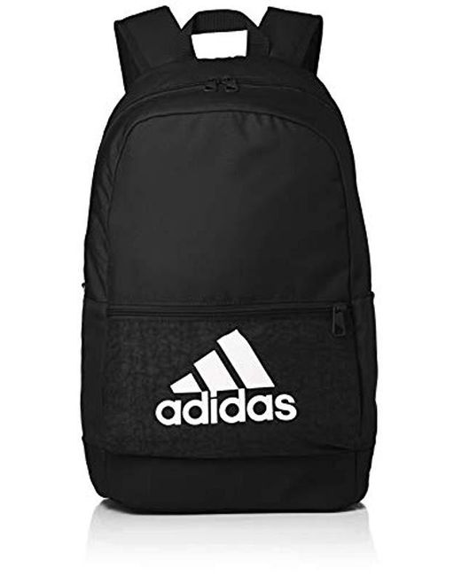 6306a1aff6 Adidas - Black Unisex Clas Bp Bos Backpack for Men - Lyst ...