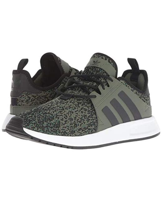 sale retailer 000ff 1eaa1 ... Adidas Originals - Black X plr Running Shoe for Men - Lyst ...