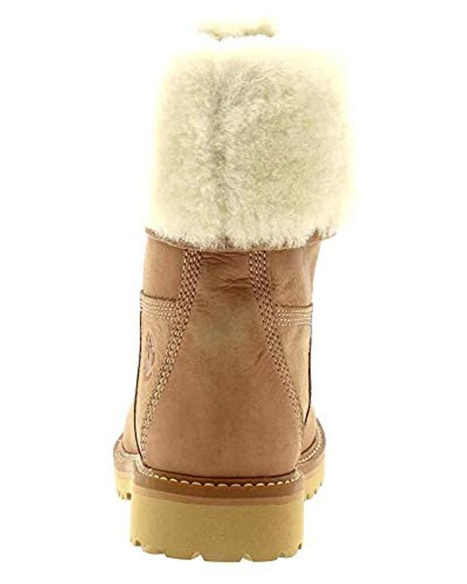 aa57f868becb ... Timberland - Natural Chamonix Valley Ankle Boots - Lyst ...