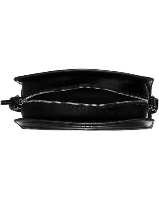 1d3356598eaa ... Lyst Marc O polo - Black Hailey Cross-body Bag ...