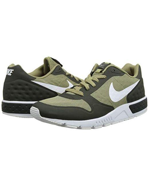 NIKE NIGHTGAZER MEN : Nike sneakers, Moncler clothing