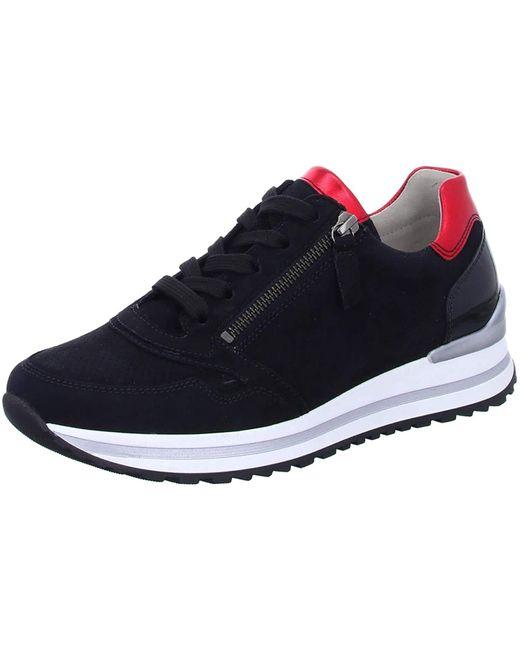 Gabor Blue Shoes Comfort Basic Derbys